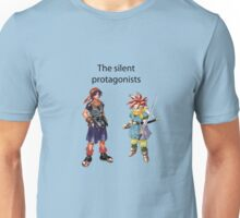 The Silent Protagonists Unisex T-Shirt