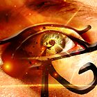 Eye of Horus by Sam Mitchell