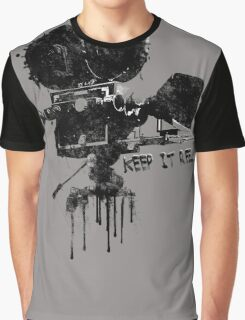 Keep it Reel. Graphic T-Shirt