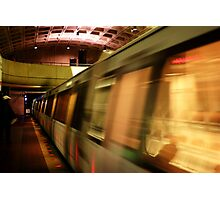 Metro Flash Photographic Print
