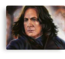 Snape: Sectumsempra detail Canvas Print