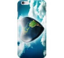 I Love Earth iPhone Case/Skin