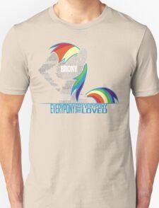 Brony Typography T-Shirt