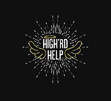 High'rd Help Logo (Clothing) Unisex T-Shirt