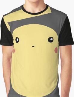 Pikachu Ball 2 Graphic T-Shirt