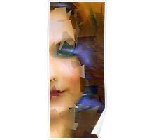 Shattered Self Image Poster
