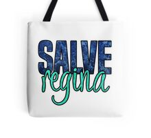 Salve Regina Block Two Tone Tote Bag