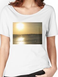 Daytona Beach Sun Women's Relaxed Fit T-Shirt