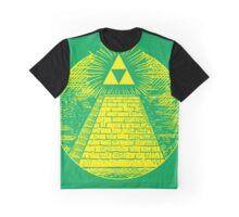 Hyrulian Seal Graphic T-Shirt