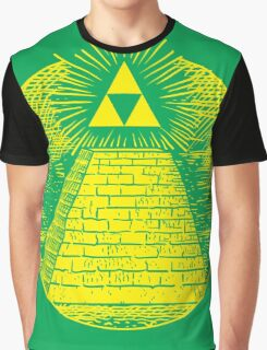 Hyrulian Seal Graphic T-Shirt