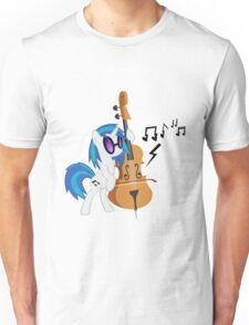 Vinyl Scratch.. Double Bass? T-Shirt