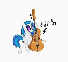 Vinyl Scratch.. Double Bass? Unisex T-Shirt