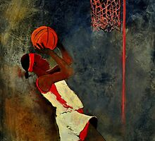 basketball player by calimero