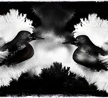 Wrens of INK by Ron C. Moss