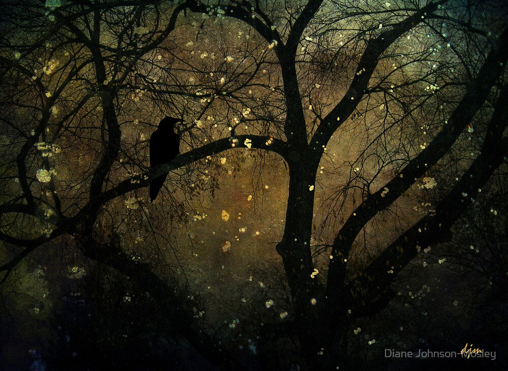 Night for Ravens by Diane Johnson-Mosley