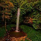 Crystal Shower Falls by AmeliaC