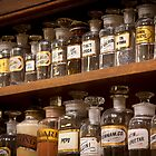 Herbals and Bottles by rjcolby