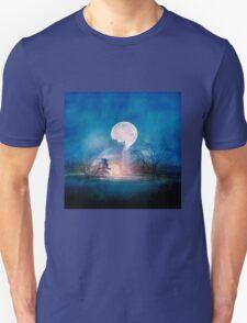 Moon Above, Sun Below Unisex T-Shirt