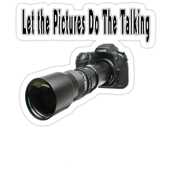 ♂ ♀ ∞ ☆ ★ Camera  With Telephoto Lense T-Shirt ♂ ♀ ∞ ☆ ★ by ╰⊰✿ℒᵒᶹᵉ Bonita✿⊱╮ Lalonde✿⊱╮