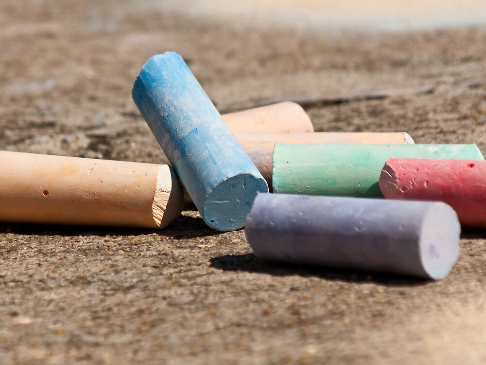 Chalk Group by cadman101