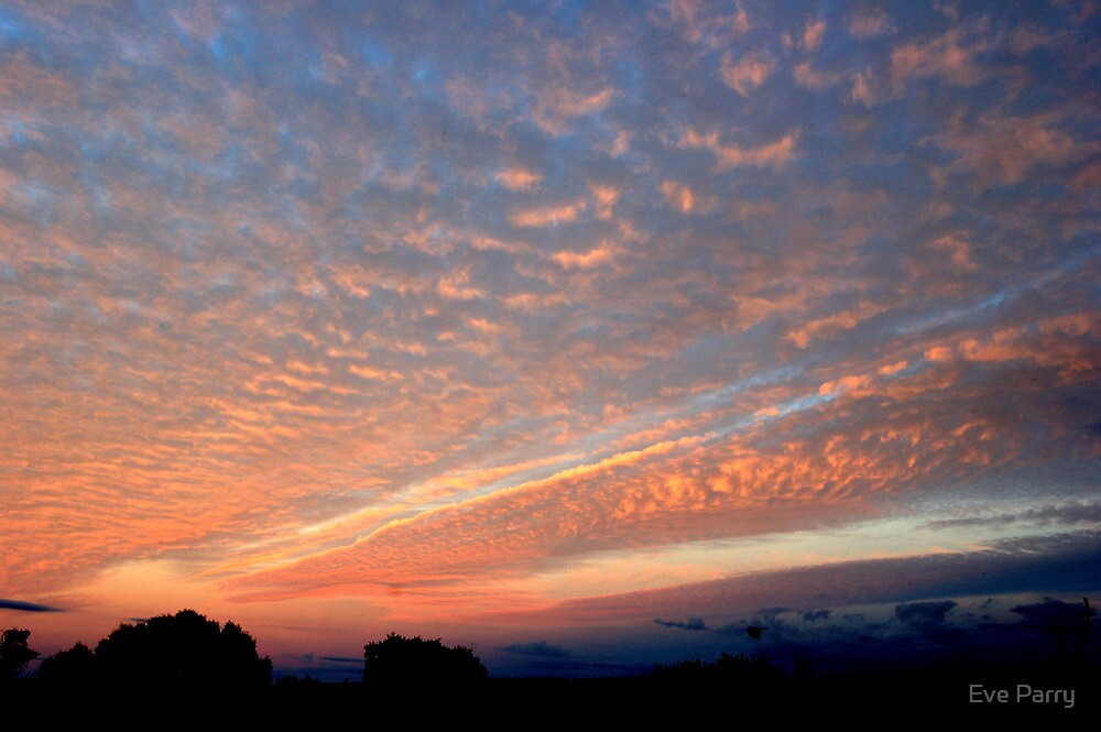 A Spectacular Frankland Sunrise by Eve Parry