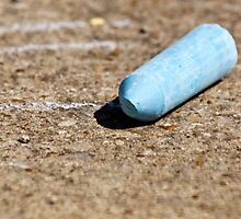 Blue Chalk by cadman101