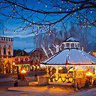 Leavenworth Holidays by Inge Johnsson