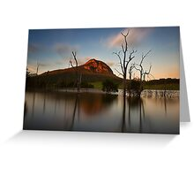 Mt Greville Greeting Card