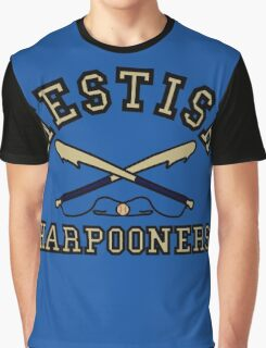 Westish Harpooners Graphic T-Shirt