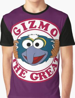 Gizmo the Great Graphic T-Shirt