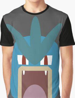 Gyarados Ball Graphic T-Shirt