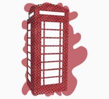 phone box by IanByfordArt