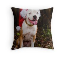 Dear Santa I've Been Good....Most Of The Time!  Throw Pillow