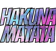 HAKUNA Matata  by allyroos