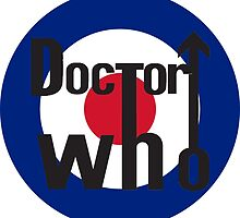 Doctor Who by mosfunky