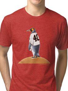 Bumgarner Penguin Tri-blend T-Shirt