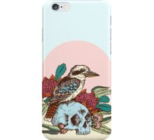 Laughing bird iPhone Case/Skin