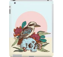Laughing bird iPad Case/Skin