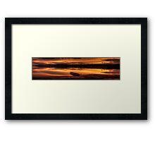 The Awakening - Narrabeen Lakes, Sydney,Australia - The HDR Experience Framed Print