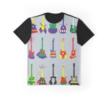 Guitar Heroes  Graphic T-Shirt