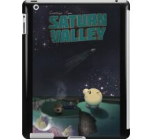 Greetings from Saturn Valley iPad Case/Skin