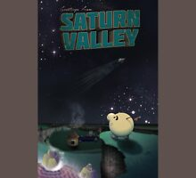 Greetings from Saturn Valley Unisex T-Shirt