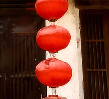 House of the Red Lantern by Georgina   Friend