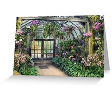 Entering Paradise Greeting Card