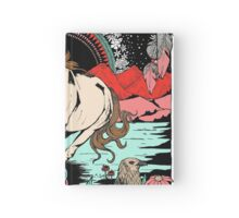 Pony Gold Hardcover Journal