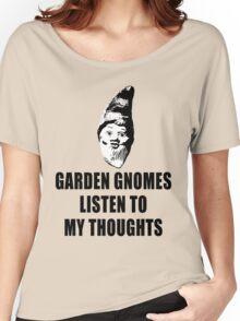 Garden Gnomes (black) Women's Relaxed Fit T-Shirt