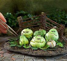 Warty Pumpkin Patch by CaroMFW