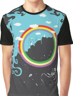 Somewhere under then rainbow Graphic T-Shirt