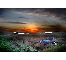 View over Blakbney Point. Photographic Print