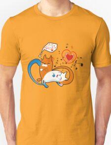 funny cats Unisex T-Shirt
